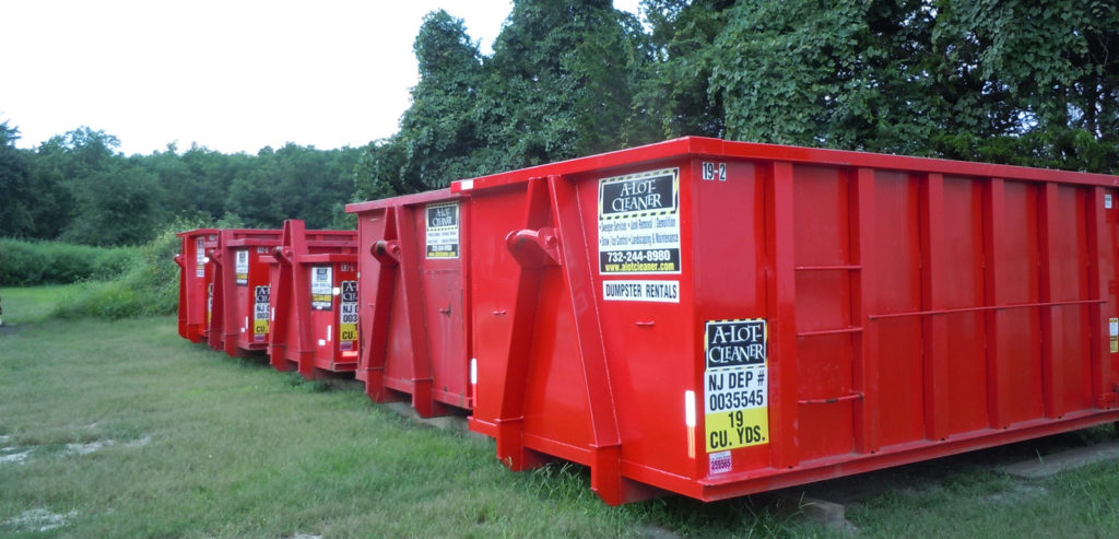 Mantoloking, NJ Dumpster Rentals from A-LOT-CLEANER, INC